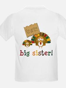 little turkey sister T-Shirt