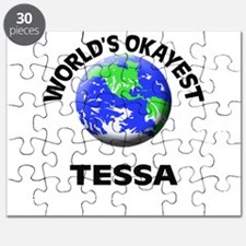 World's Okayest Tessa Puzzle