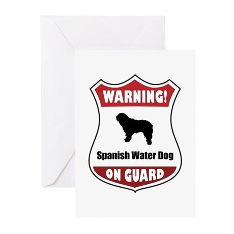 SWD On Guard Greeting Cards (Pk of 10)