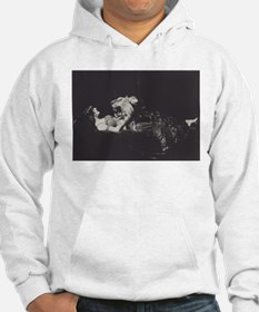 The Lady and the Lion Hoodie