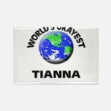 World's Okayest Tianna Magnets