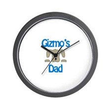 Gizmo's Dad Wall Clock