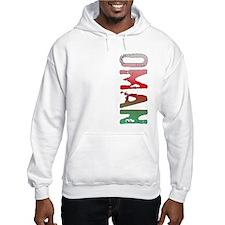 Oman Stamp Hoodie