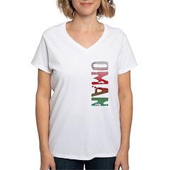 Oman Stamp Shirt