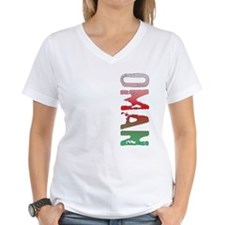 Oman Stamp Shirt