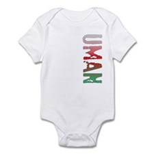 Uman Stamp Infant Bodysuit