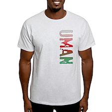 Uman Stamp T-Shirt