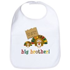 little turkey brother Bib