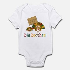 little turkey brother Infant Bodysuit