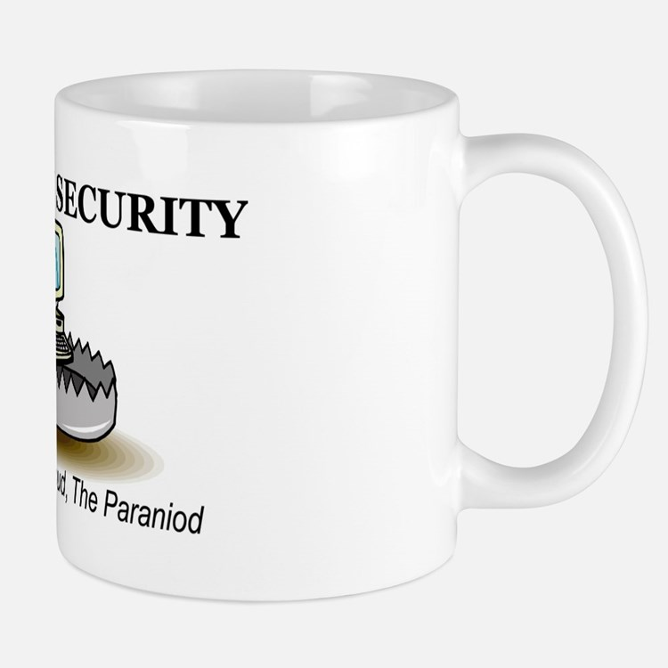 Network Security Small Small Mug