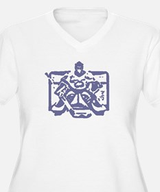 Hockey goalie colored T-Shirt