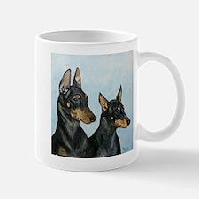Manchester terriers Mugs