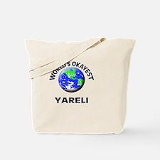 World's Okayest Yareli Tote Bag