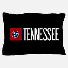 Tennessee: Tennessean Flag & Tennessee Pillow Case