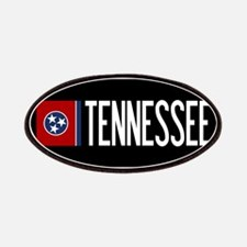 Tennessee: Tennessean Flag & Tennessee Patch