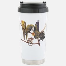 Three Parakeets from Audubon's Birds of America Tr