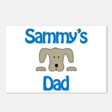 Sammy's Dad Postcards (Package of 8)
