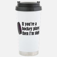 Unique Puck bunnies Travel Mug