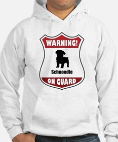 Schnoodle On Guard Hoodie