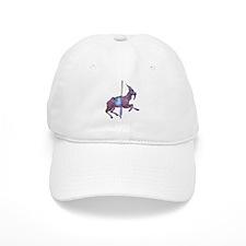 carousel goat Baseball Cap