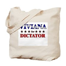 VIVIANA for dictator Tote Bag