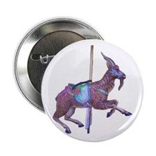 "carousel goat 2.25"" Button"