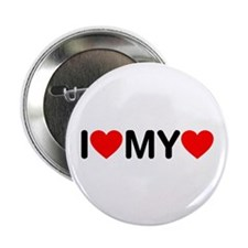 """Funny I love chinese girls 2.25"""" Button"""