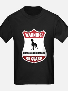Ridgeback On Guard T