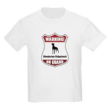 Ridgeback On Guard T-Shirt