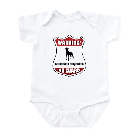 Ridgeback On Guard Infant Bodysuit