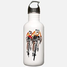 Cute Bicycling Water Bottle