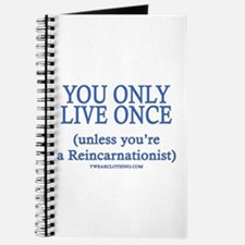 Only Live Once Journal