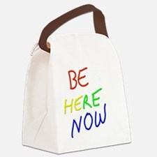 Funny Now Canvas Lunch Bag