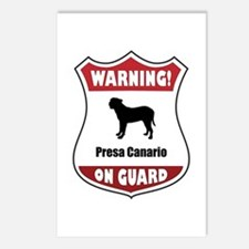 Presa On Guard Postcards (Package of 8)
