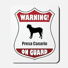 Presa On Guard Mousepad