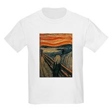 Munch's Scream T-Shirt