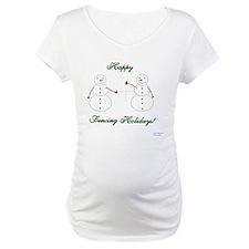Fencing Holiday Shirt