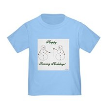 Fencing Holiday T
