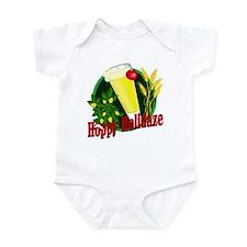 Holidaze Infant Bodysuit