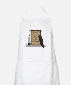 Simple Pleasures BBQ Apron