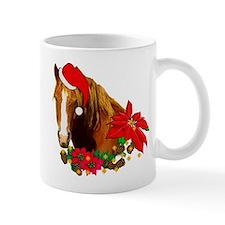 Christmas Horse Mug