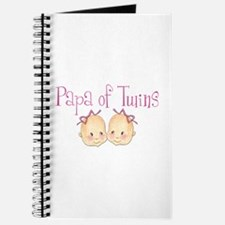Papa of Girl Twins Journal