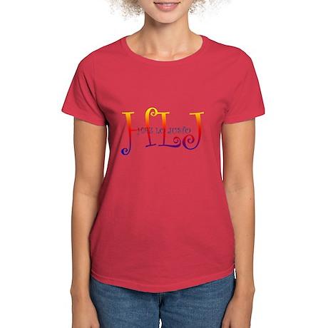 HLJ-HAZ LO JUSTO Women's Dark T-Shirt