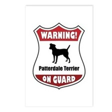 Patterdale On Guard Postcards (Package of 8)