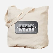 Skunk Works Tote Bag