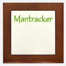 Mantracker 3 Framed Tile