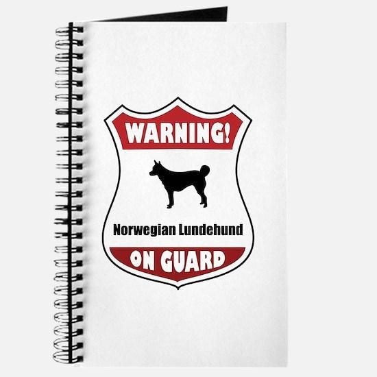 Lundehund On Guard Journal