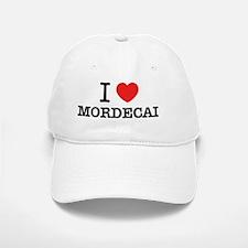 I Love MORDECAI Baseball Baseball Cap