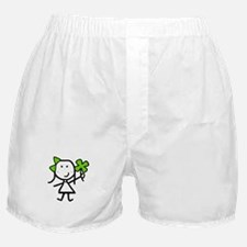 Girl & Clover Boxer Shorts