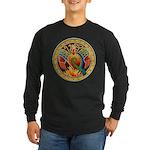 Celtic Phoenix Long Sleeve Dark T-Shirt